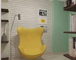 """domowa biblioteka - zdjęcie od Studio Architektury Wnętrz """"rychtownia"""""""