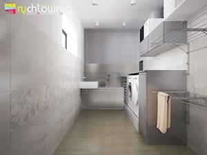 """domowa pralnia - zdjęcie od Studio Architektury Wnętrz """"rychtownia"""""""