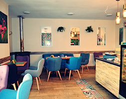 cukiernia - Wnętrza publiczne, styl tradycyjny - zdjęcie od Creative Interior - Homebook
