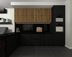 przeprojektowanie mieszkania Kraków Wiślane Tarasy - Kuchnia, styl nowoczesny - zdjęcie od Creative Interior - Homebook
