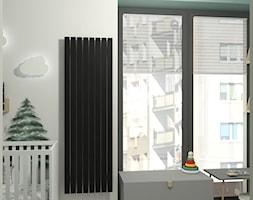 przeprojektowanie mieszkania Kraków Wiślane Tarasy - Pokój dziecka, styl nowoczesny - zdjęcie od Creative Interior - Homebook