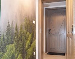 odnowienie domku letniskowego Zawoja - Hol / przedpokój, styl rustykalny - zdjęcie od Creative Interior - Homebook