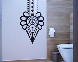 odnowienie domku letniskowego Zawoja - Łazienka, styl tradycyjny - zdjęcie od Creative Interior - Homebook