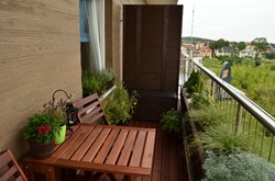 Balkon - aranżacje, pomysły, inspiracje