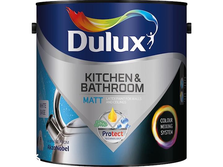 Farba wewnętrzna Dulux Kitchen&Bathroom Matt