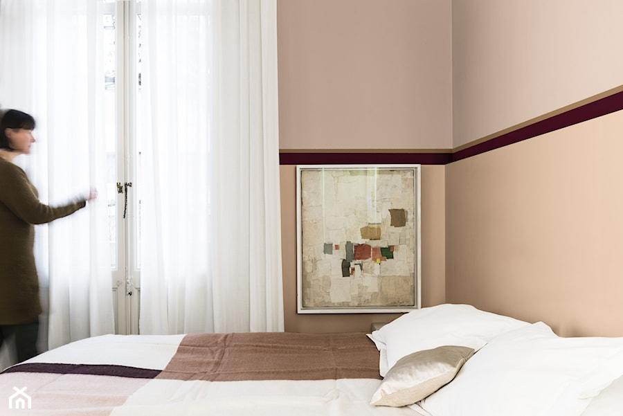Kolor Roku 2019 Sypialnia Styl Minimalistyczny Zdjęcie