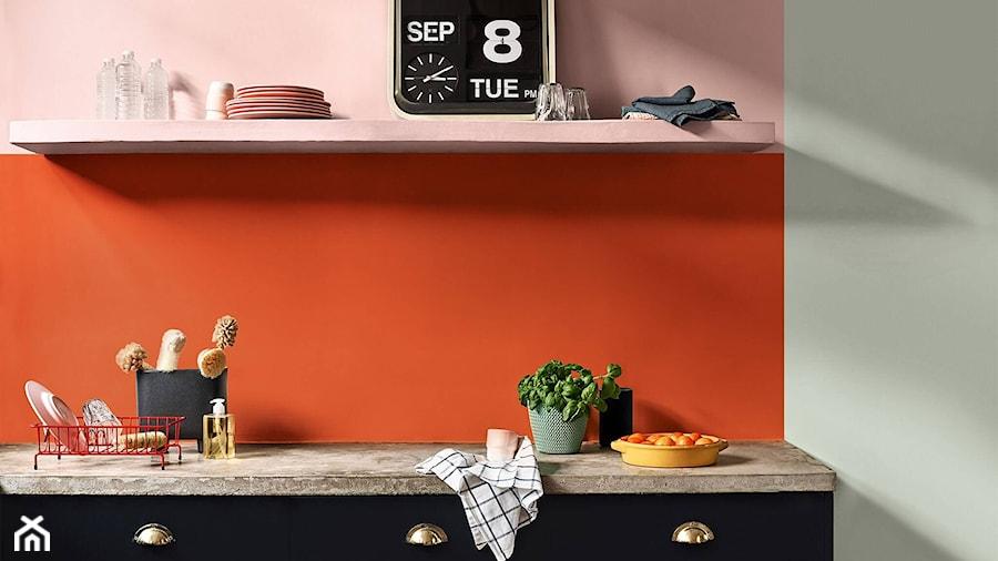 Kolor Roku 2020 - Kuchnia, styl eklektyczny - zdjęcie od Dulux