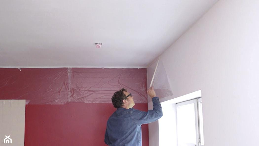 Idealnie Biały Sufit Jaką Wybrać Farbę Jak Malować