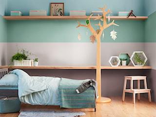 Jak udekorować ściany w pokoju dziecka? Zobacz kolorowe inspiracje