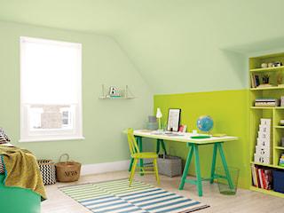 Jak pomalować pokoje dla maluszków i większych dzieciaków?