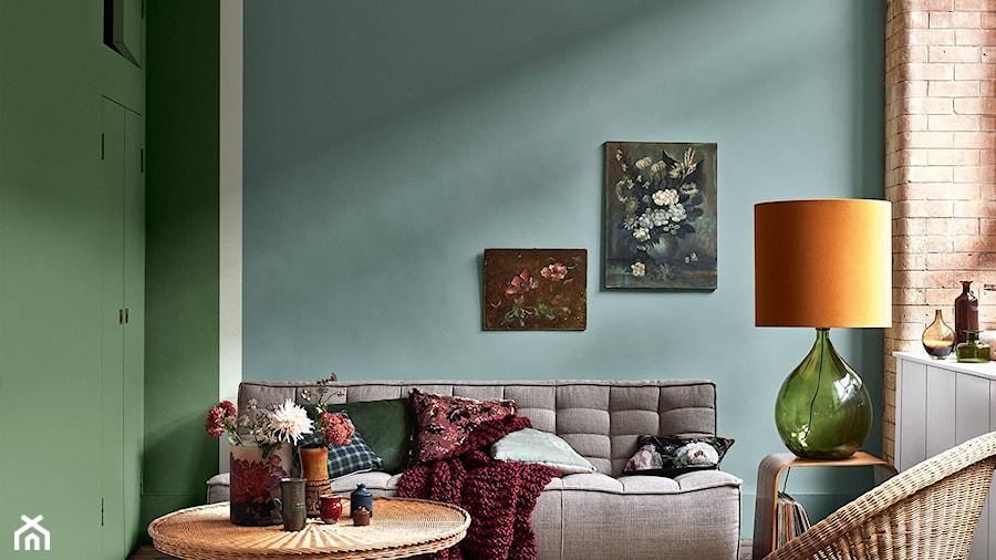 Kolor Roku 2020 - Salon, styl vintage - zdjęcie od Dulux