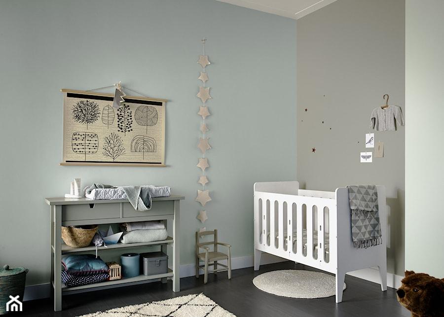 Aranżacje wnętrz - Pokój dziecka: Stalowa szarość, Kopalnia srebra - Dulux. Przeglądaj, dodawaj i zapisuj najlepsze zdjęcia, pomysły i inspiracje designerskie. W bazie mamy już prawie milion fotografii!