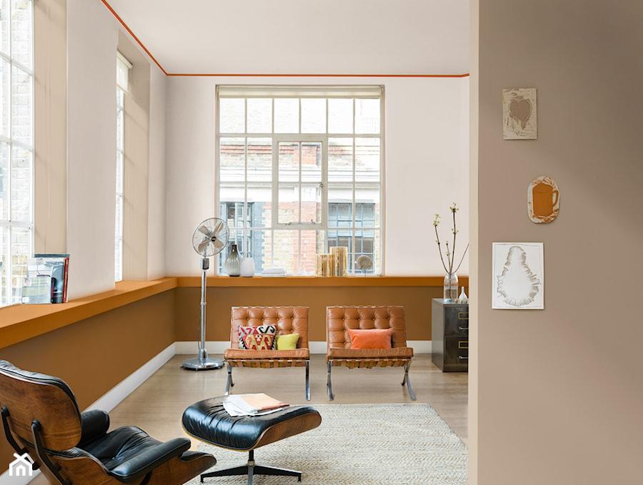 Przyjacielska Wymiana Salon Zdjęcie Od Dulux Homebook