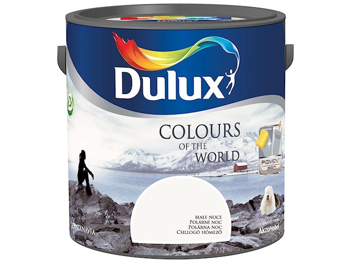 Dulux Kolory świata skandynawia Białe Noce
