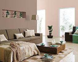Pokoje dzienne - Salon, styl nowoczesny - zdjęcie od Dulux