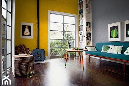 Kolor musztardowy we wnętrzach – aranżacje, porady i pomysły dekoracyjne