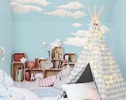 Dulux EasyCare - Mały niebieski pokój dziecka dla chłopca dla dziewczynki dla malucha - zdjęcie od Dulux