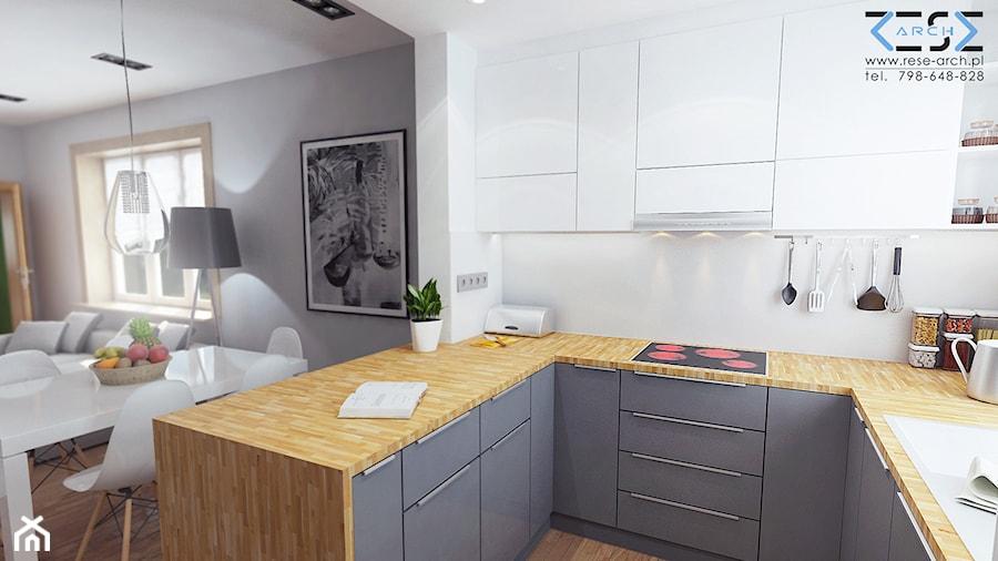 kuchnia - zdjęcie od RESE Architekci Studio Projektowe
