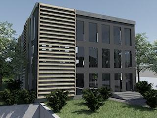 Budynek mieszkalno - usługowy