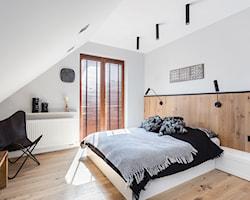 Skandynawska sypialnia - aranżacje, pomysły, inspiracje