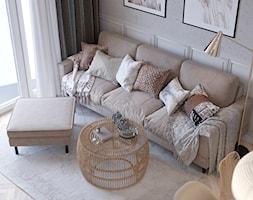 Oaza spokoju - Salon, styl tradycyjny - zdjęcie od Nasciturus design - Homebook