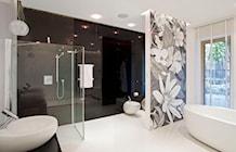 Łazienka styl Glamour - zdjęcie od Nasciturus design