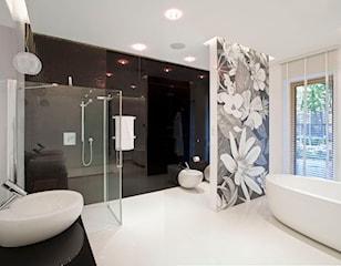Jak urządzić łazienkę z wanną i prysznicem - 6 pomysłów