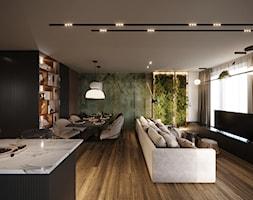 Apartament Majorka - Salon, styl nowoczesny - zdjęcie od Nasciturus design - Homebook