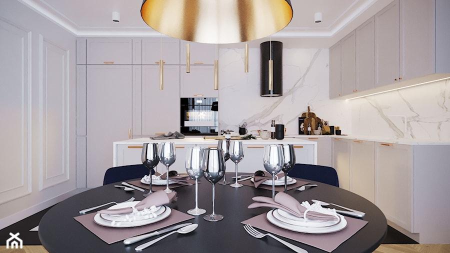 Dom na Słowacji - Kuchnia, styl klasyczny - zdjęcie od Nasciturus design