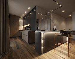 Apartament Majorka - Kuchnia, styl nowoczesny - zdjęcie od Nasciturus design - Homebook