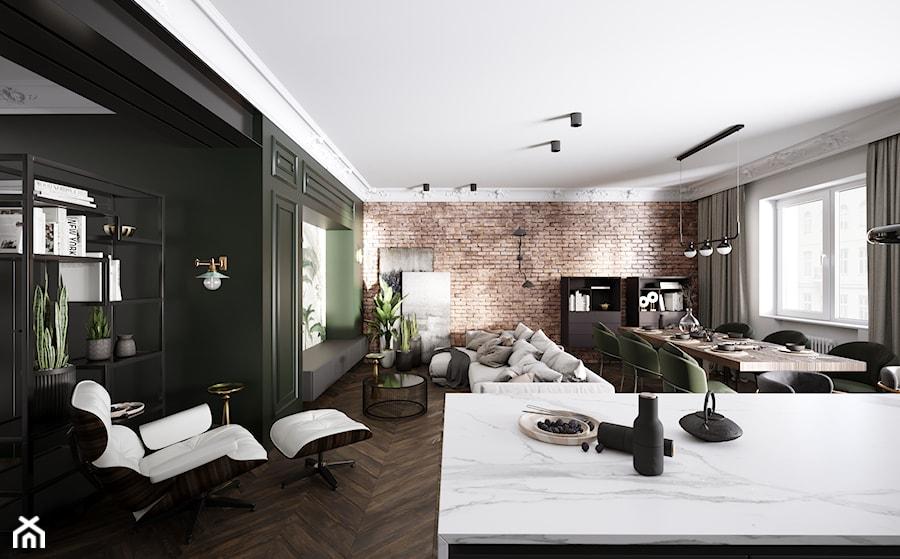 Kaliska - Salon, styl nowoczesny - zdjęcie od Nasciturus design