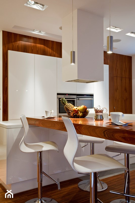 Kuchnia otwarta na salon  wady i zalety  Ideabook   -> Kuchnia Otwarta A Wentylacja