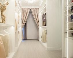Garderoba w warszawskim apartamencie. - zdjęcie od Nasciturus design