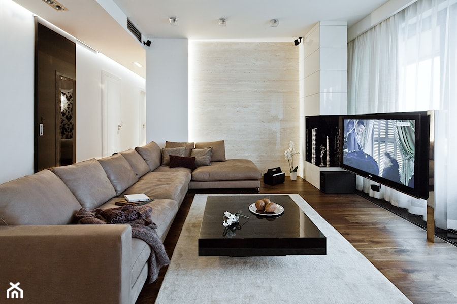 sk d sofa tv na tle okna to s aby pomys homebook. Black Bedroom Furniture Sets. Home Design Ideas