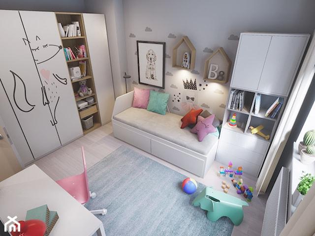 Pokoje dla Dziewczynki i Chłopca