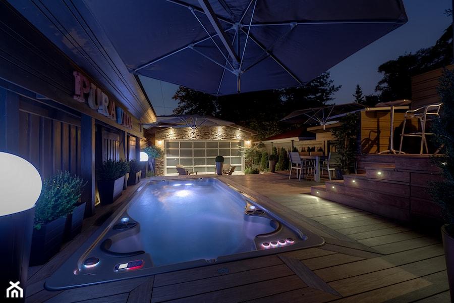 Basen Swim Spa Z Przeciwprądem Wody - zdjęcie od Meadow Group
