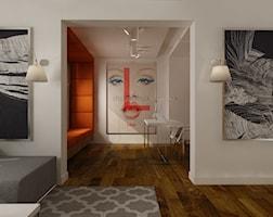 Biuro styl Nowoczesny - zdjęcie od LIVING BOX