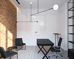 Biuro styl Eklektyczny - zdjęcie od LIVING BOX
