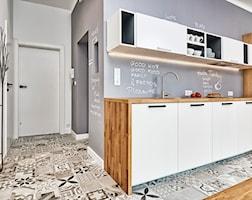 Kuchnia styl Skandynawski - zdjęcie od LIVING BOX