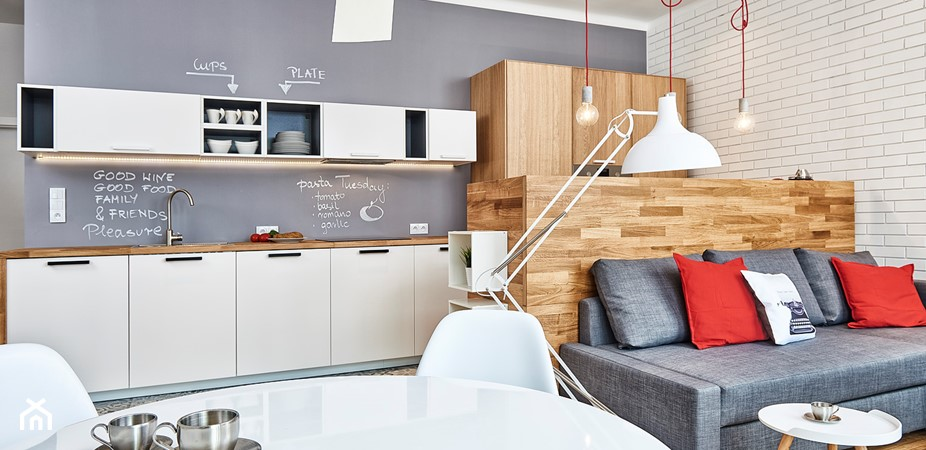 Dom w szczegółach - zobacz jak urządzić mieszkanie dla rodziny z dzieckiem