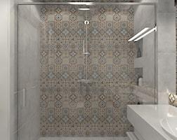 Łazienka styl Minimalistyczny - zdjęcie od LIVING BOX