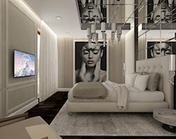 Sypialnia styl Klasyczny - zdjęcie od LIVING BOX