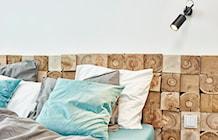 Sypialnia styl Skandynawski - zdjęcie od LIVING BOX