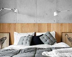 Sypialnia styl Nowoczesny - zdjęcie od oikoi
