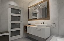 Łazienka styl Nowoczesny - zdjęcie od Anna Jędrzejuk