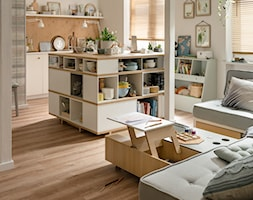 Podłoga Rigio - Kuchnia, styl skandynawski - zdjęcie od VOX - Homebook