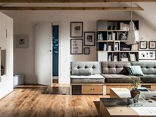 Jak urządzić salon, by stał się idealnym miejscem spotkań?