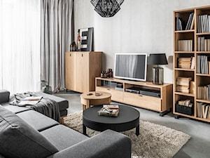 Salony VOX - Salon, styl minimalistyczny - zdjęcie od VOX