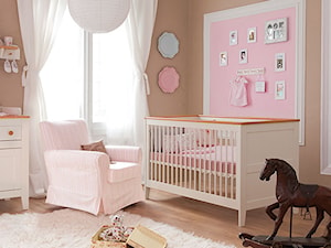 Urocza i klasyczna kolekcja mebli dziecięcych - kolekcja Magnolia od MebleVOX