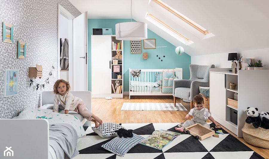Aranżacje wnętrz - Pokój dziecka: Pokój dziecka Maxim - VOX. Przeglądaj, dodawaj i zapisuj najlepsze zdjęcia, pomysły i inspiracje designerskie. W bazie mamy już prawie milion fotografii!
